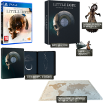 the dark pictures little hope ps4 collector visuel produit