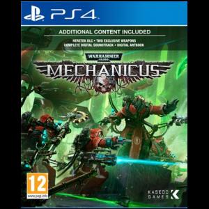 warhammer mechanicus 40000 ps4 visuel produit