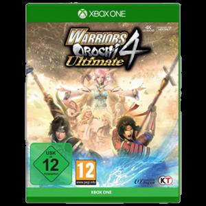 warriors orochi 4 ultimate xbox