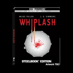 whiplash steelbook 4k visuel produit
