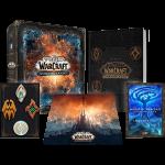 world of warcraft shadowlands collector pc visuel produit