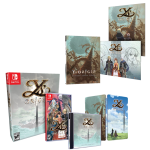 ys origin collector switch limited run games