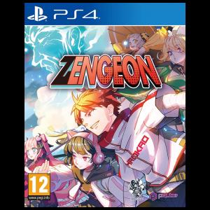 zengeon visuel produit ps4