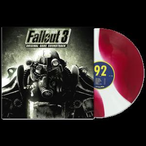 OST Vinyle Fallout 3 Edition Limitée Nuka Cola