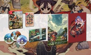 SLIDER SAKUNA OF RICE AND RUIN GOLDEN HARVEST EDITION limitee switch V3