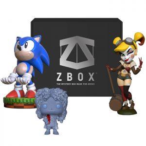 Zavvi Box edition Speciale Anniversaire 2020