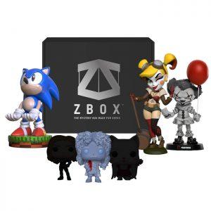 Zavvi Box edition deluxe Anniversaire 2020