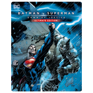 batman vs superman l'aube de la justice blu ray 4k steelbook