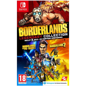 borderlands legendary collection switch visuel produit