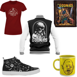 collection les goonies zavvi