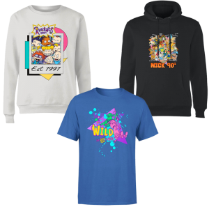 collection nickelodeon 90s