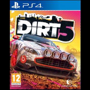 dirt 5 visuel produit ps4
