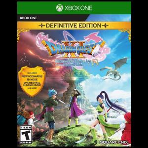 dragon quest 11 s xbox one visuel produit US américain