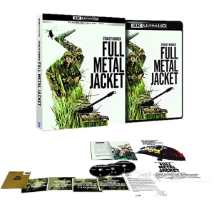 full metal jacket collector blu ray 4K version francaise