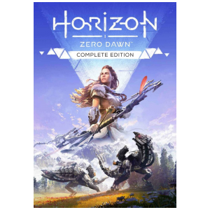horizon zero dawn visuel produit pc