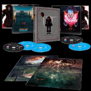 it 4K compilation steelbook 1 et 2 visuel produit