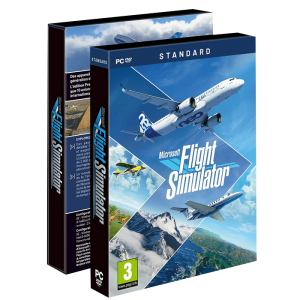 microsoft flight simulator sur pc visuel produit