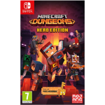 minecraft dungeon switch hero edition visuel produit