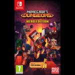 minecraft dungeon switch hero edition visuel produit