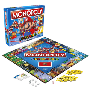 monopoly super mario celebration visuel produit