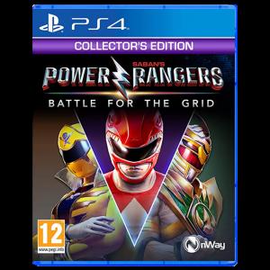 power rangers ps4 visuel produit