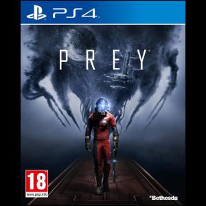 prey ps4 visuel produit