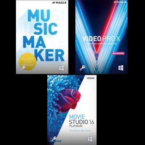 promo logiciels montage audio video humble bundle