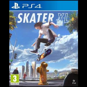 skater xl visuel produit ps4