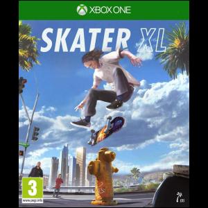 skater xl visuel produit xbox one