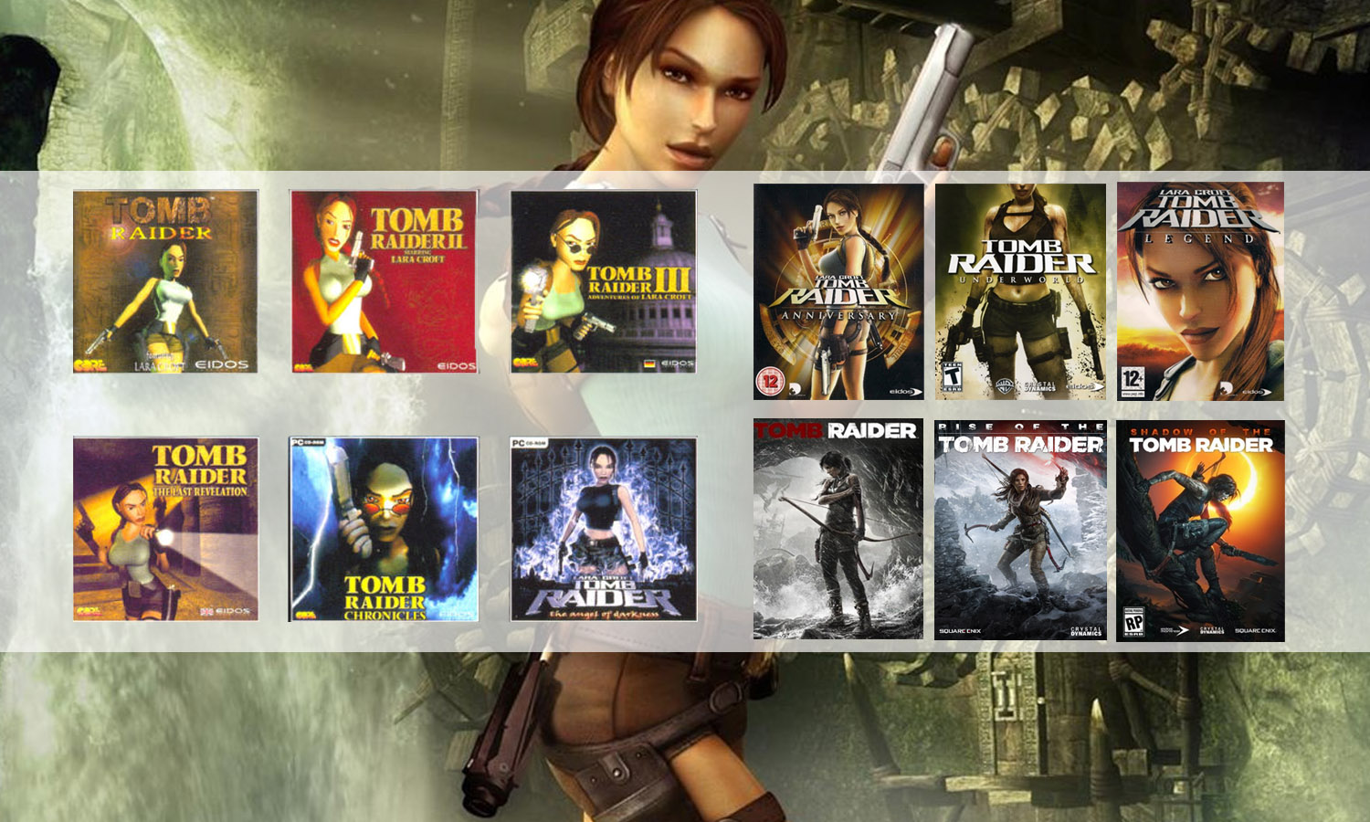 slider promotion jeux tomb raider steam 7 août