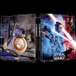 star wars 9 l'ascension de skywalker 4K Steelbook