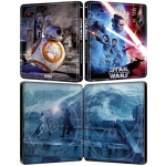 star wars 9 l'ascension de skywalker 4K steelboo exclu zavi visuel produit definitif