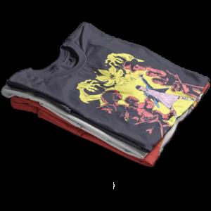 t-shirt mystere zavvi visuel produit