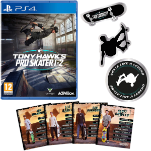 tony hawk pro skater 1+2 edition exclusive amazon ps4