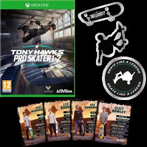 tony hawk pro skater 1+2 edition exclusive amazon xbox one