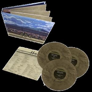vinyle deluxe attaque des titans visuel produit