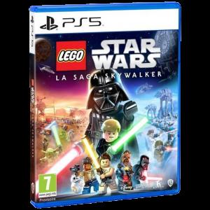 LEGO Star Wars La Saga Skywalker PS5 visuel produit