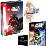 Lego Star Wars Saga Skywalker Edition Deluxe switch visuel produit