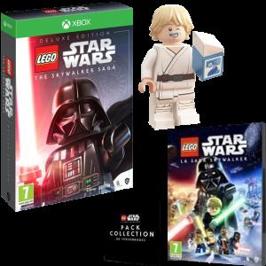 Lego Star Wars Saga Skywalker Edition Deluxe xbox visuel produit