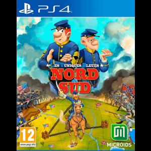 Les Tuniques Bleues Nord et Sud PS4 visuel produit