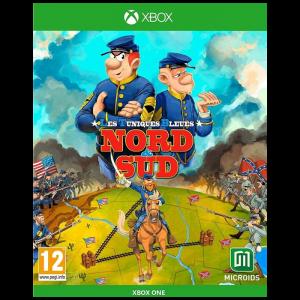 Les Tuniques Bleues Nord et Sud Xbox One visuel produit