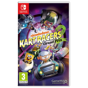Nickelodeon Kart Racers 2 Grand Prix Switch visuel produit