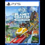 Planet Coaster Console Edition PS5 visuel produit