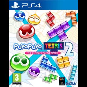 Puyo Puyo Tetris 2 PS4 visuel produit