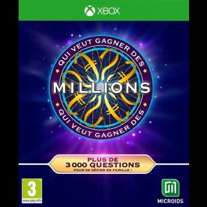 Qui Veut Gagner des Millions Xbox one visuel produit