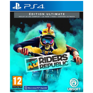 Riders Republic Edition Ultimate PS4 visuel produit