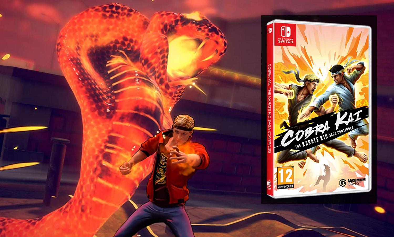 SLIDER cobra kai switch