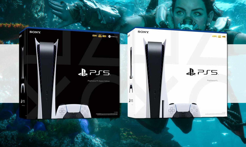 SLIDER console ps5 standard digital packaging v31