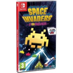 SPACE INVADERS COLLECTION FOREVER SWITCH visuel produit