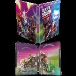 Suicide Squad Blu Ray 4K Steelbook visuel produit